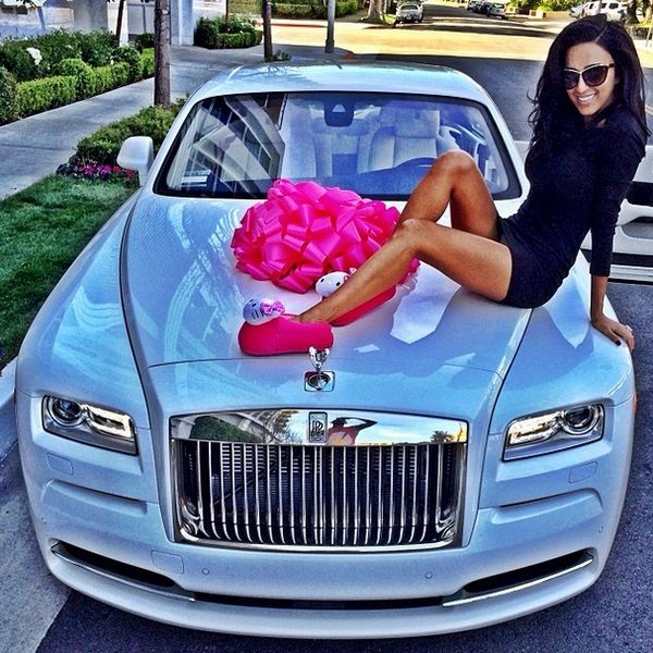 Lilly Ghalichi Birthday Gifts Spoiled By Dhar Mann And