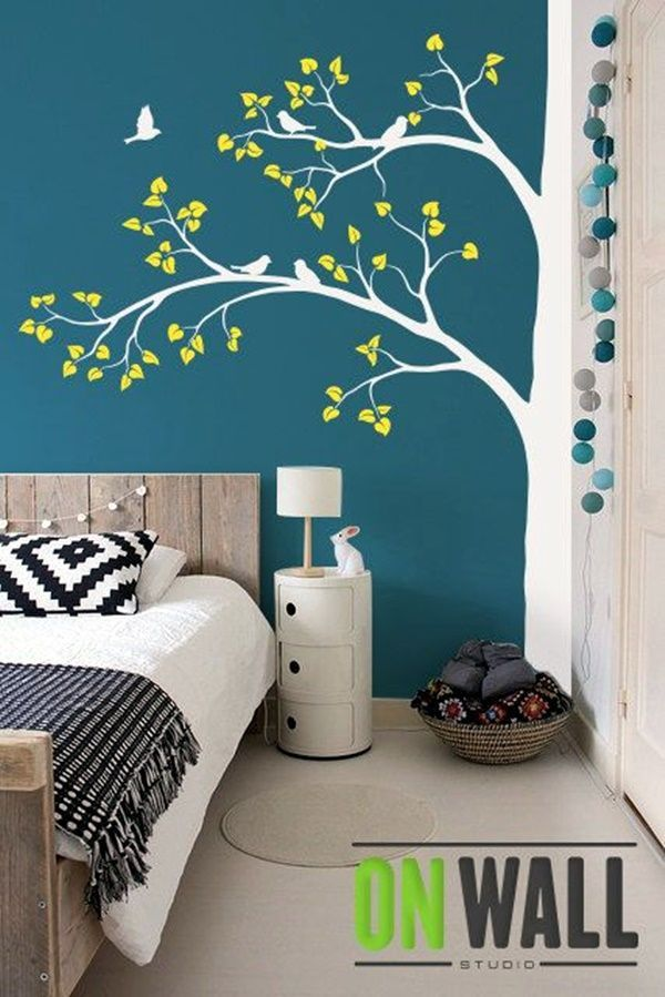 simple bedroom wall painting ideas bedroom style ideas
