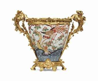 Image result for images of imari with french influence