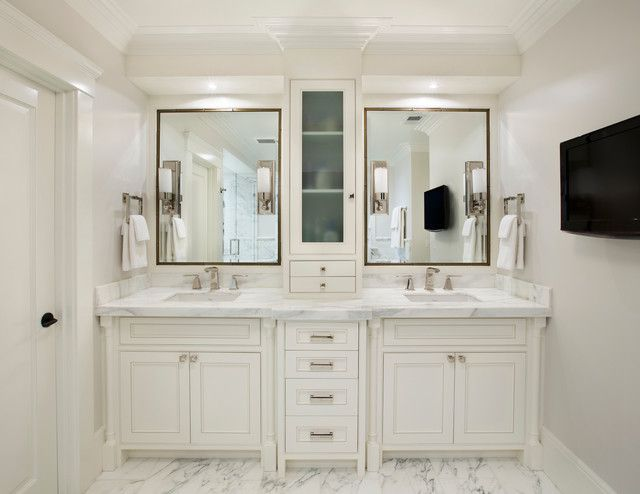 25+ Best Ideas About Double Sink Vanity On Pinterest