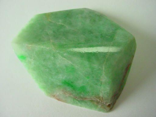 Jadeite Is Formed In Metamorphic Rocks Under High Pressure
