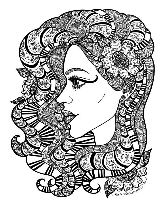 17 Best Images About Zentangle On Pinterest Coloring