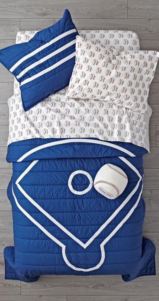 Best 20 Baseball Bed Ideas On Pinterest Sports Room