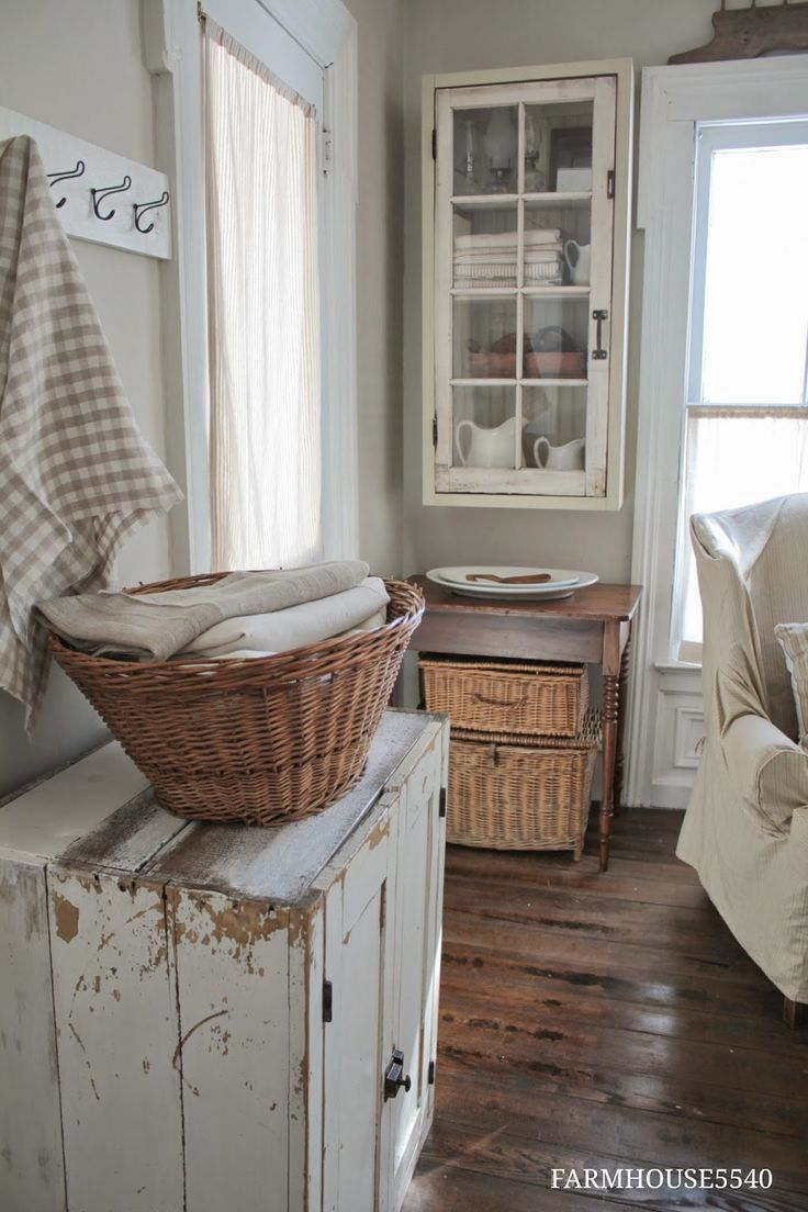 1000 Ideas About Shabby Chic Farmhouse On Pinterest