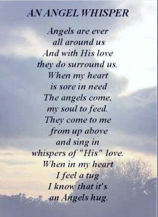 An Angel Whisper♥ My two favorite angels Mom and Grandma