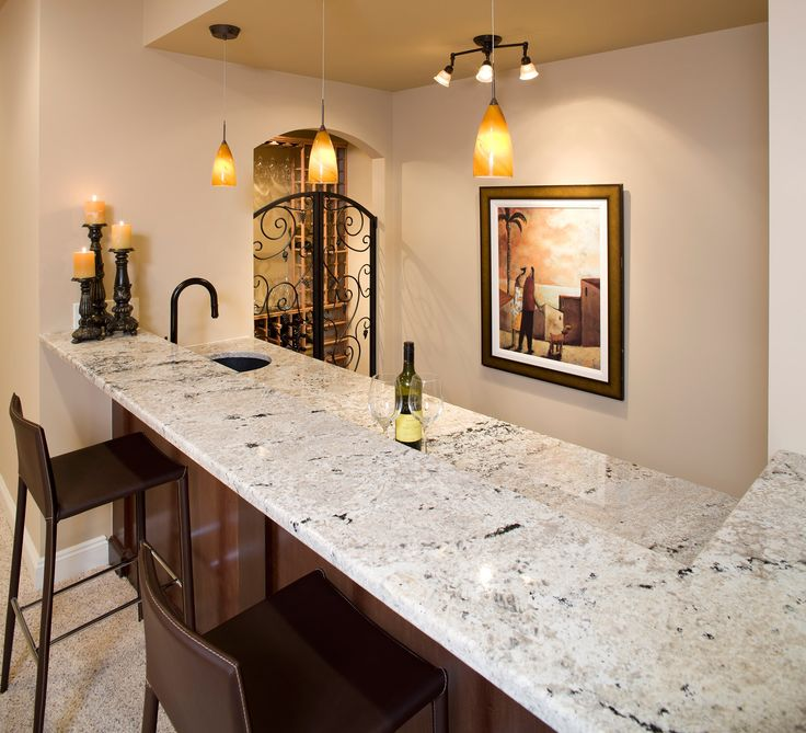 White Granite For This Home Bar Area Dahlia White Vail White Visit For