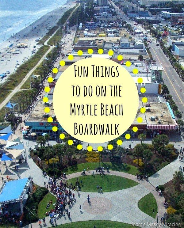 Myrtle Beach Boardwalk Fun Trips, Read more and We