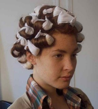 17 best images about no heat curls on pinterest fingers curls and belle