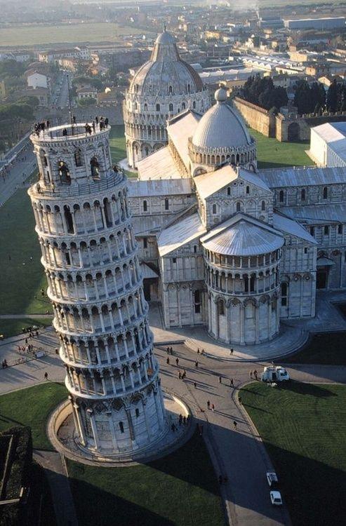 Pisa, ITALY: