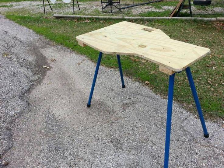 Portable shooting bench Community