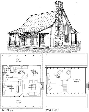 Vintage House Plan How Much E Would You Want In A Ger Tiny