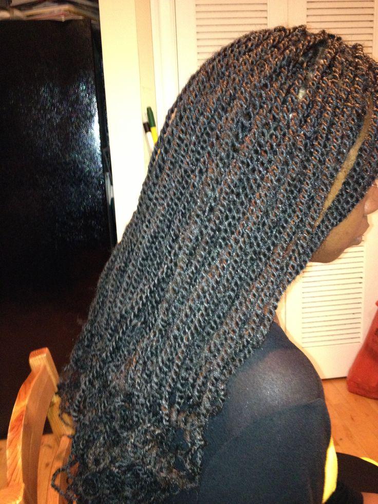 Long Nubian Twists Hair Love Pinterest Twists