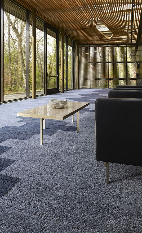 Interface Modular Carpet Tile Near & Far NF401 Shale