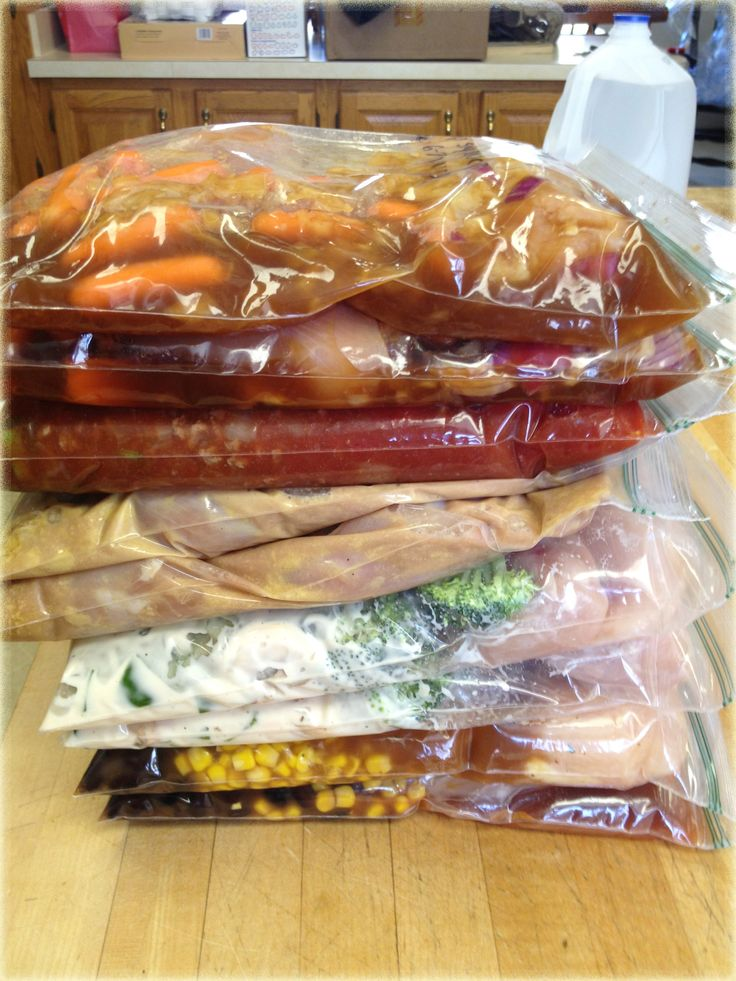 5 Crock-Pot Freezer Meals – Easy Crock Pot Recipes – Mommys Fabulous Finds (ever