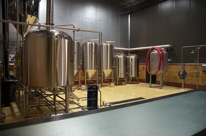 25 Best Ideas About Microbrewery Equipment On Pinterest Used Brewery Equipment Home Brewery