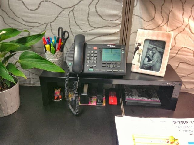 Get a shelf like this for my phone   While Im Here…: Cubicles Suck… A