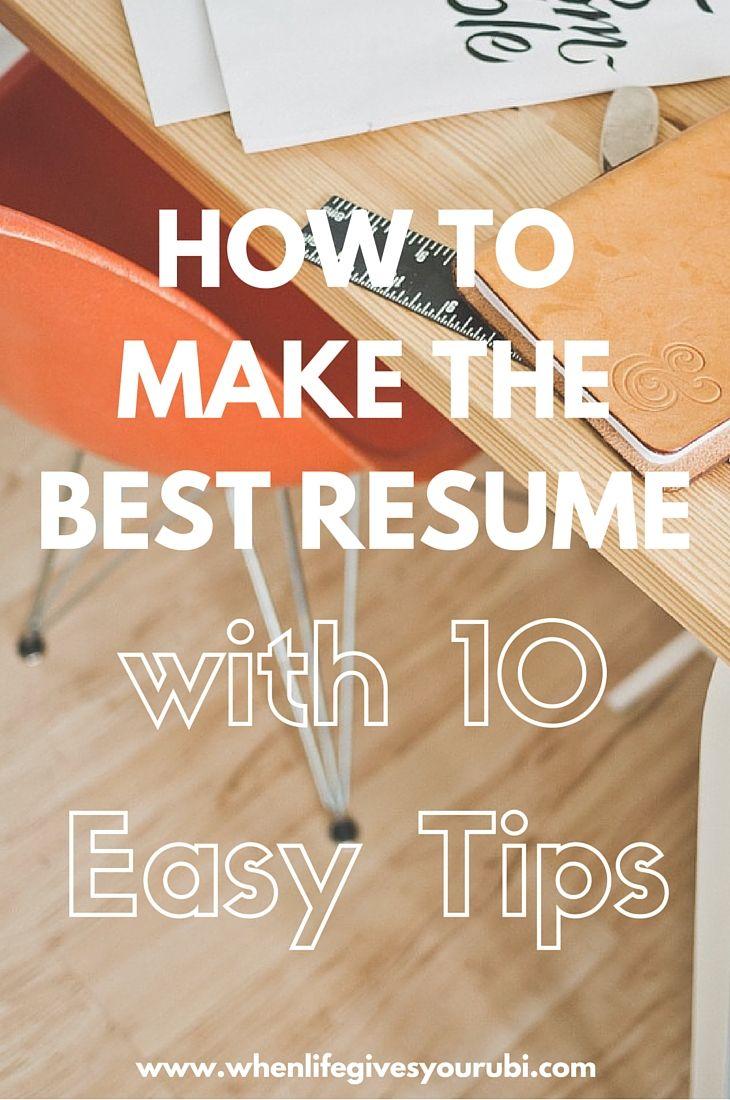 1000 ideas about best resume on pinterest student resume good
