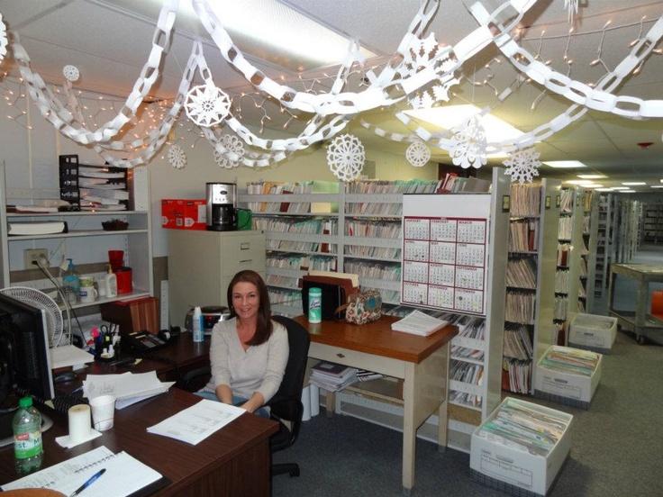 Decorations Break Fun Office Room