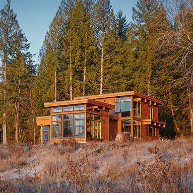 Lindal Cedar Homes Cedar Homes And Chalets On Pinterest