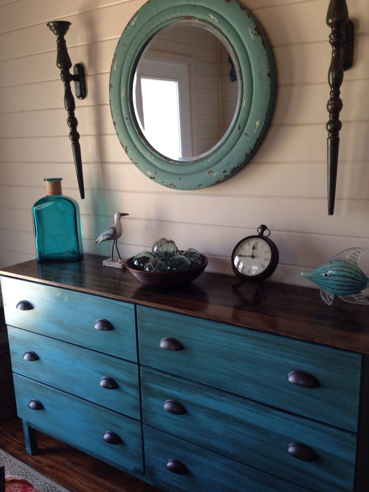 My Ikea Tarva Dresser Makeover Lake House Master