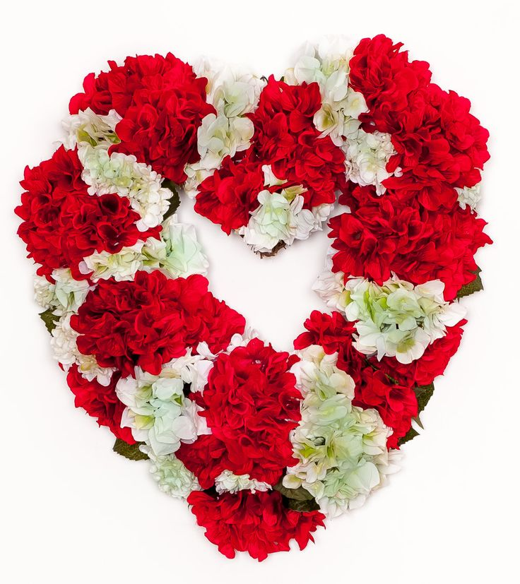 10 Best Images About Heart Wreaths Heart Shaped Wreaths