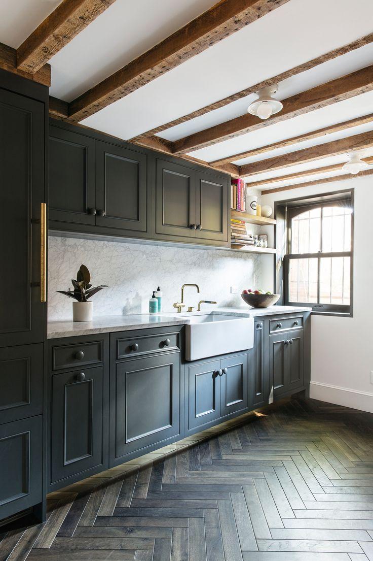 kitchen styling and renovation inspiration black