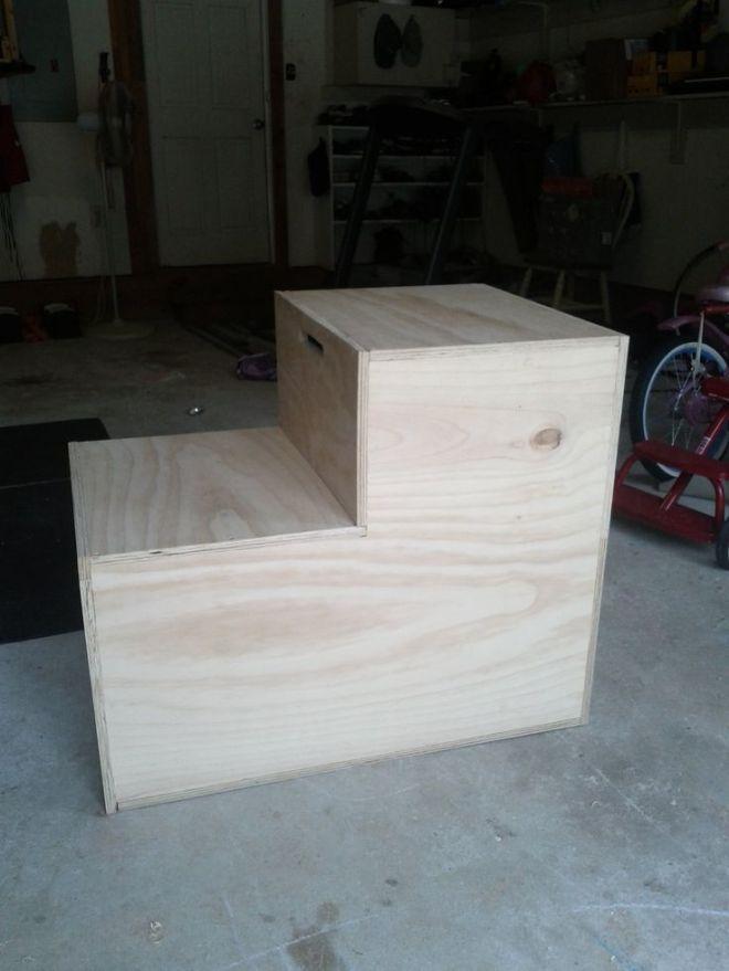 diy plyo box uk