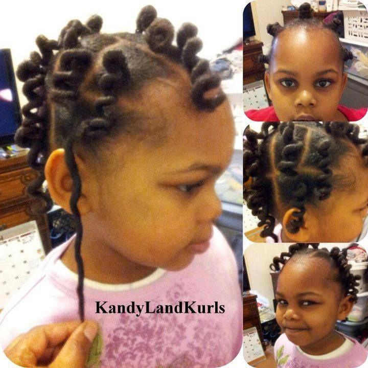 17 Best Images About Natural Kids Bantu Knots On