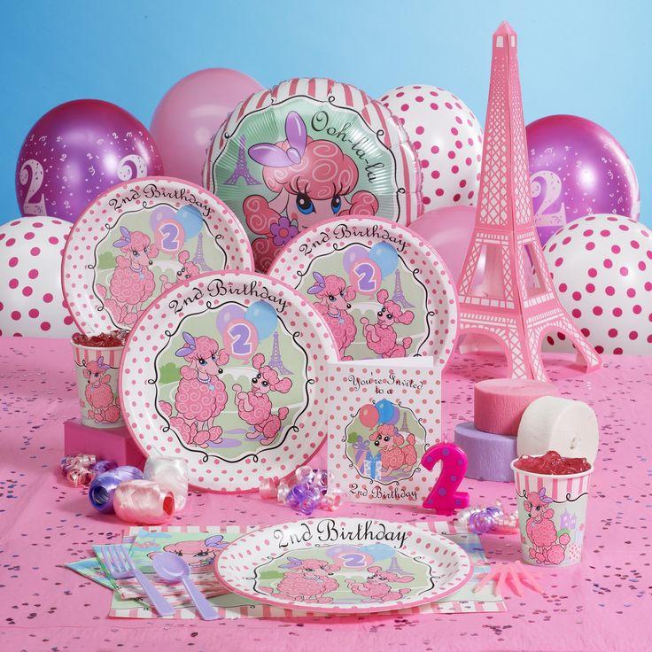 toddler birthday party themes girl Toddler Girl Birthday