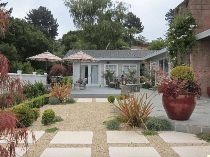 5 Drought Tolerant Landscaping Ideas For A Modern Low