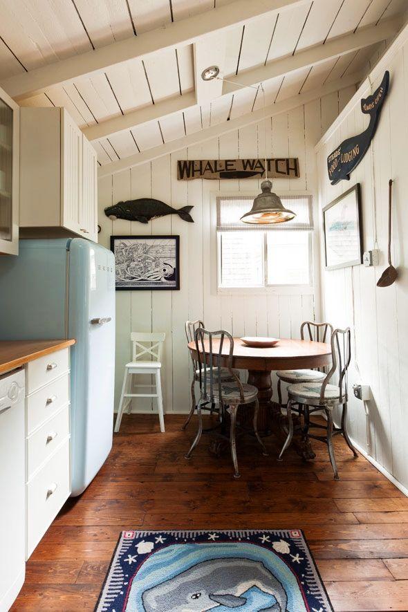 New England Kitchen Design Ideas