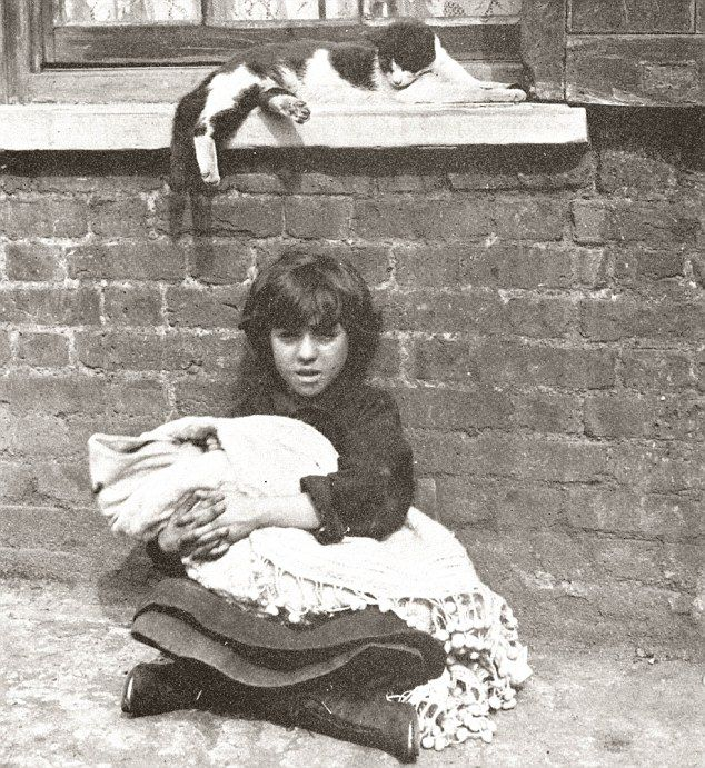 Britain's slumdogs The ragged and filthy East End
