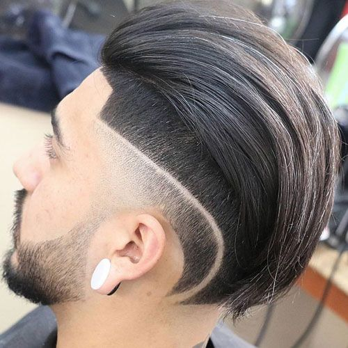 25 Best Slick Back Haircut Ideas On Pinterest Slick