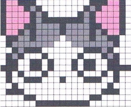 Pixel Art Kawaii Chat