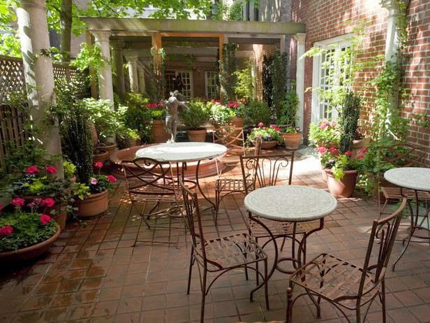 1877 Best Images About CourtYard On Pinterest
