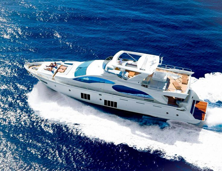 Azimut 88 i love this yacht so much because its not over