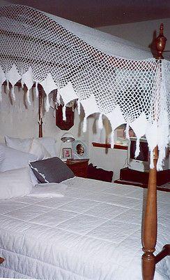 Ethan Allen Vintage Maple Nutmeg Queen Canopy Bedframe Ebay
