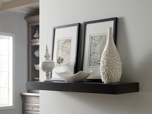 Floating Shelves Thomasville