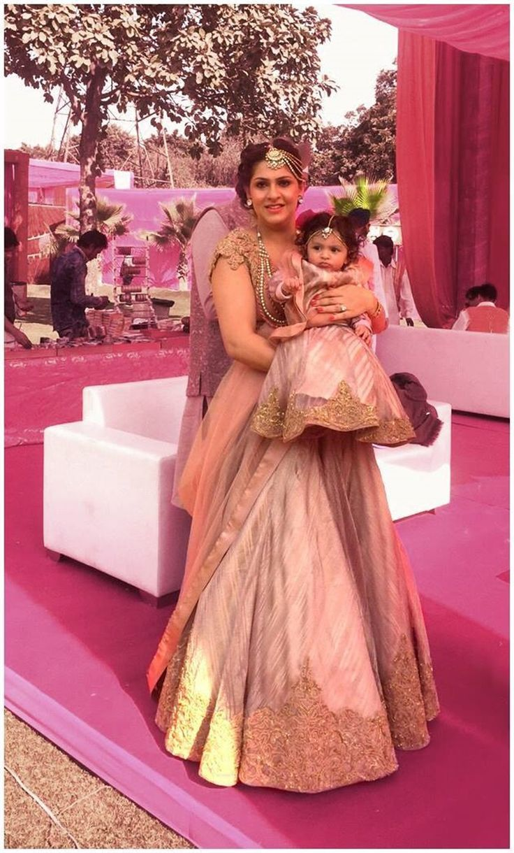 51 Wedding Lengha Styles to Fall in Love With Mothers