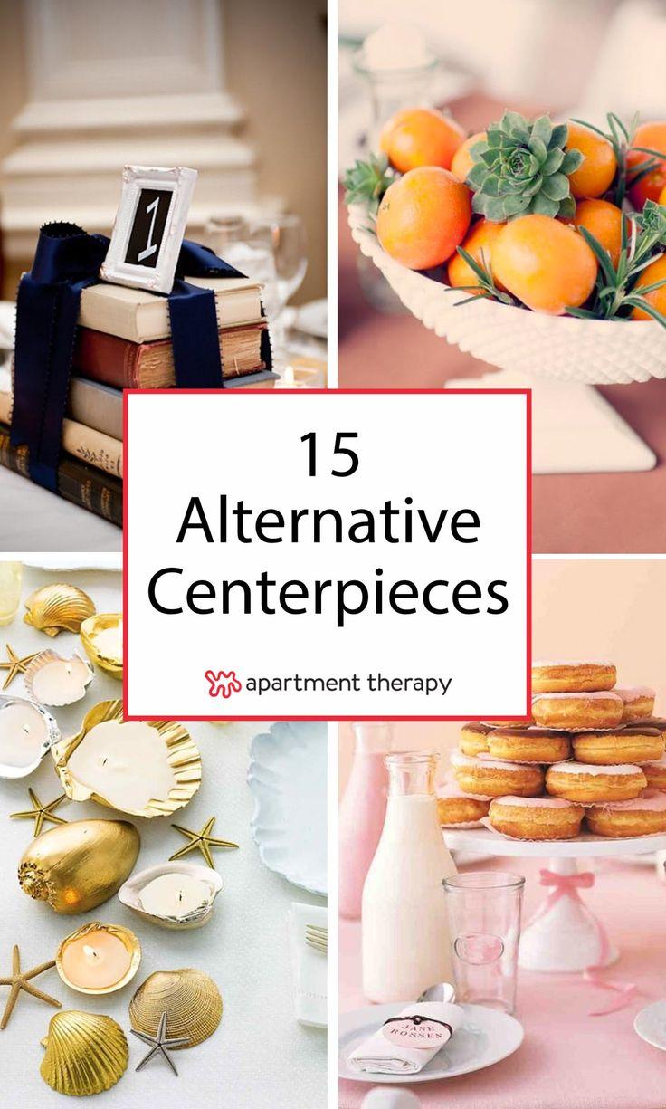 17 Best Ideas About Non Floral Centerpieces On Pinterest