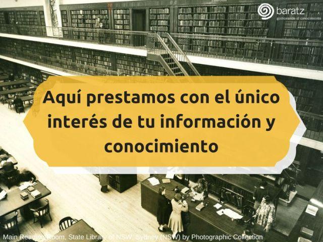 Aquí prestamos con el único interés de tu información y conocimiento