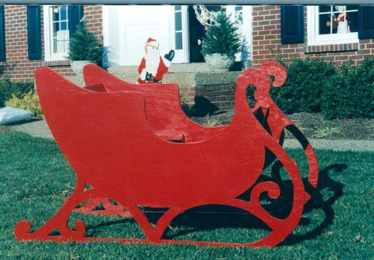 1000 Images About Sleigh Painted On Pinterest
