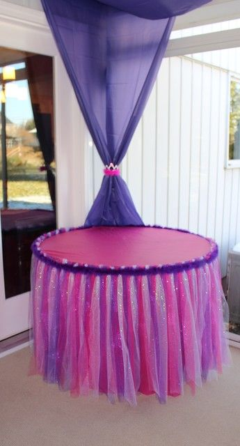 Disney Princess Birthday Party Ideas | Photo 1 of 21 | Catch My Party