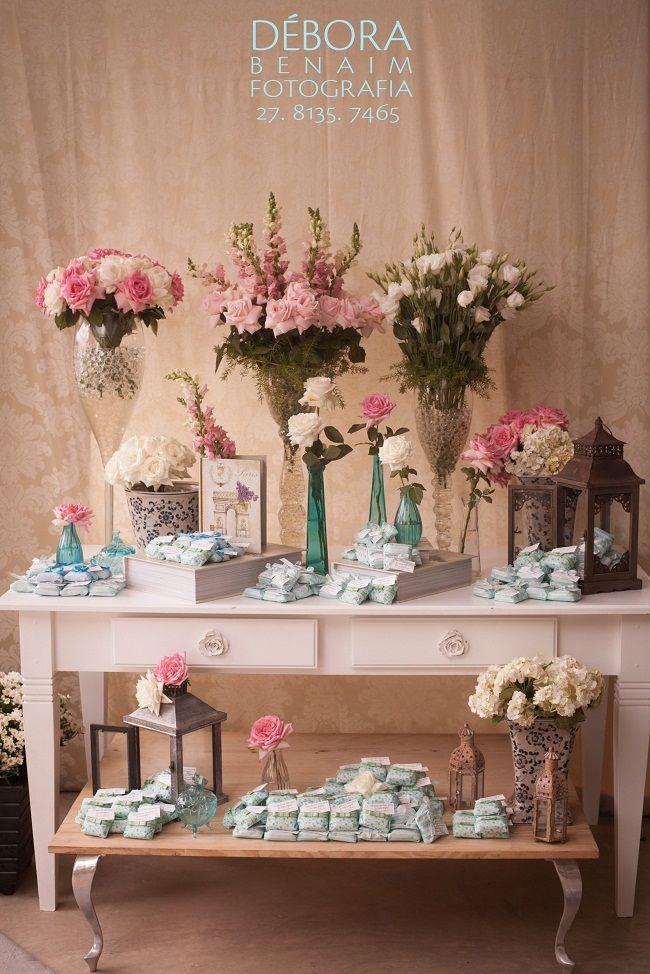 Decoração de Casamento Provençal Wedding, Blue weddings