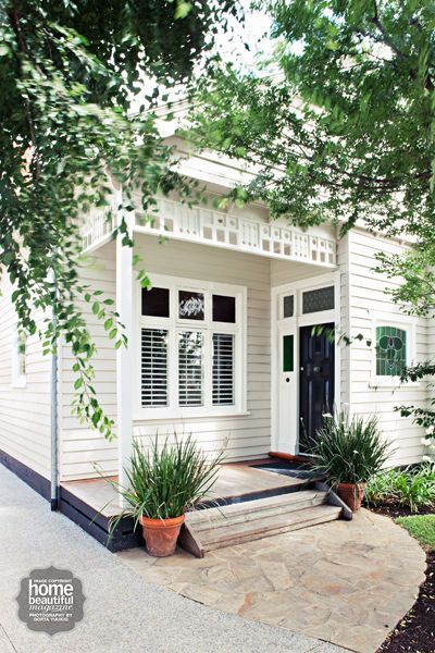 25 Best Ideas About Weatherboard House On Pinterest