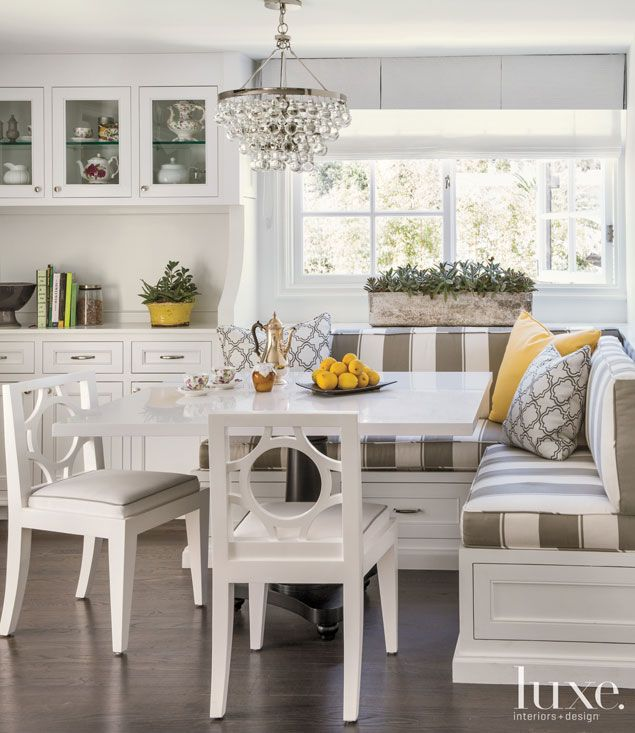 Furniture breakfast nook. a k. traditional amish amish. european ...