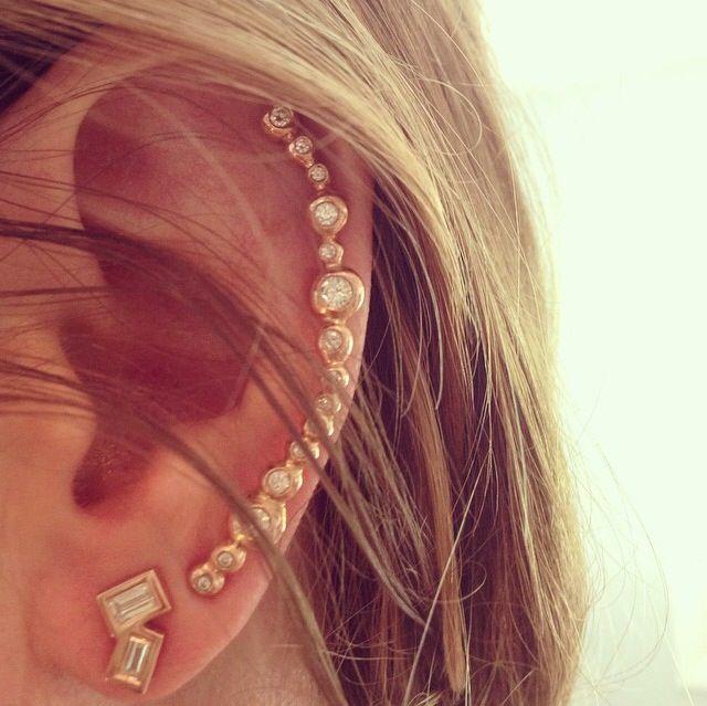Amazing Ear Crawler CampC Trend Ear Party Pinterest Ears