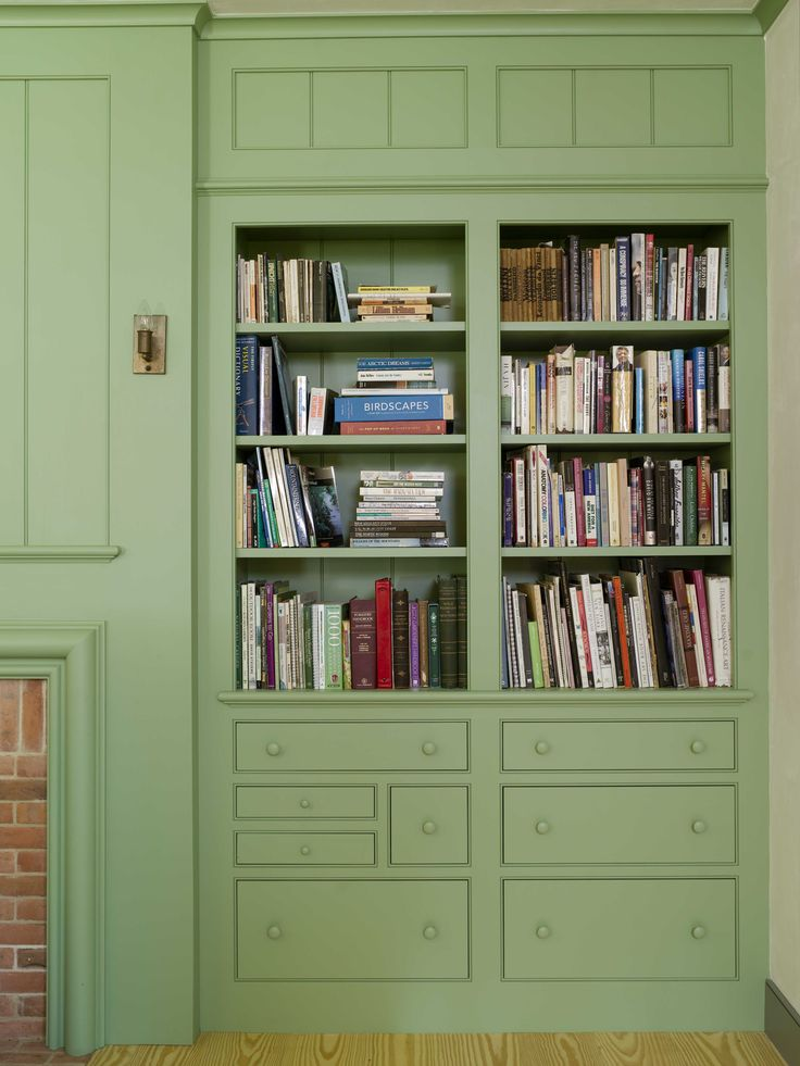 1000 Ideas About Custom Bookshelves On Pinterest