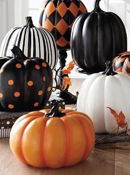 DIY Pumpkin Ideas 24