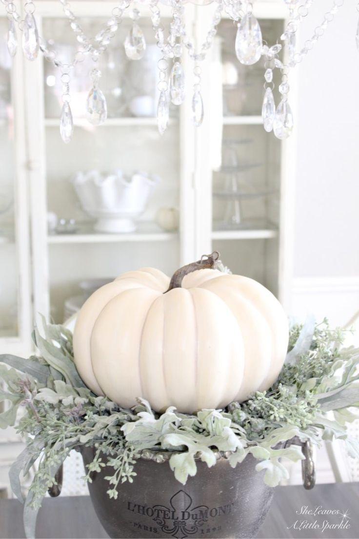 Best 20 White Pumpkins Ideas On Pinterest White Pumpkin